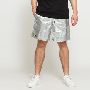 PLEASURES Liquid Metallic Short