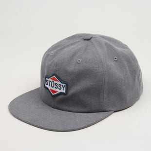 Stüssy Pigment Washed Canvas Cap