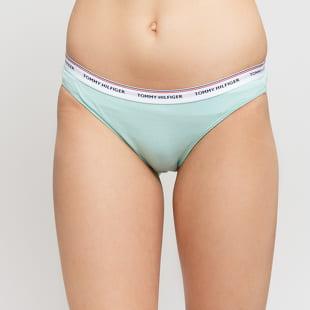 Tommy Hilfiger 3 Pack Bikini - Slip Stripe Print