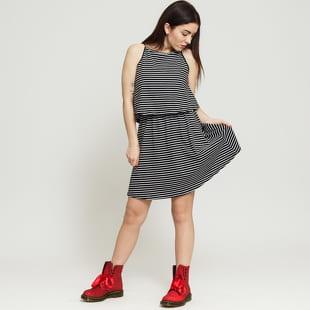 Urban Classics Ladies 2-Layer Spaghetti Dress