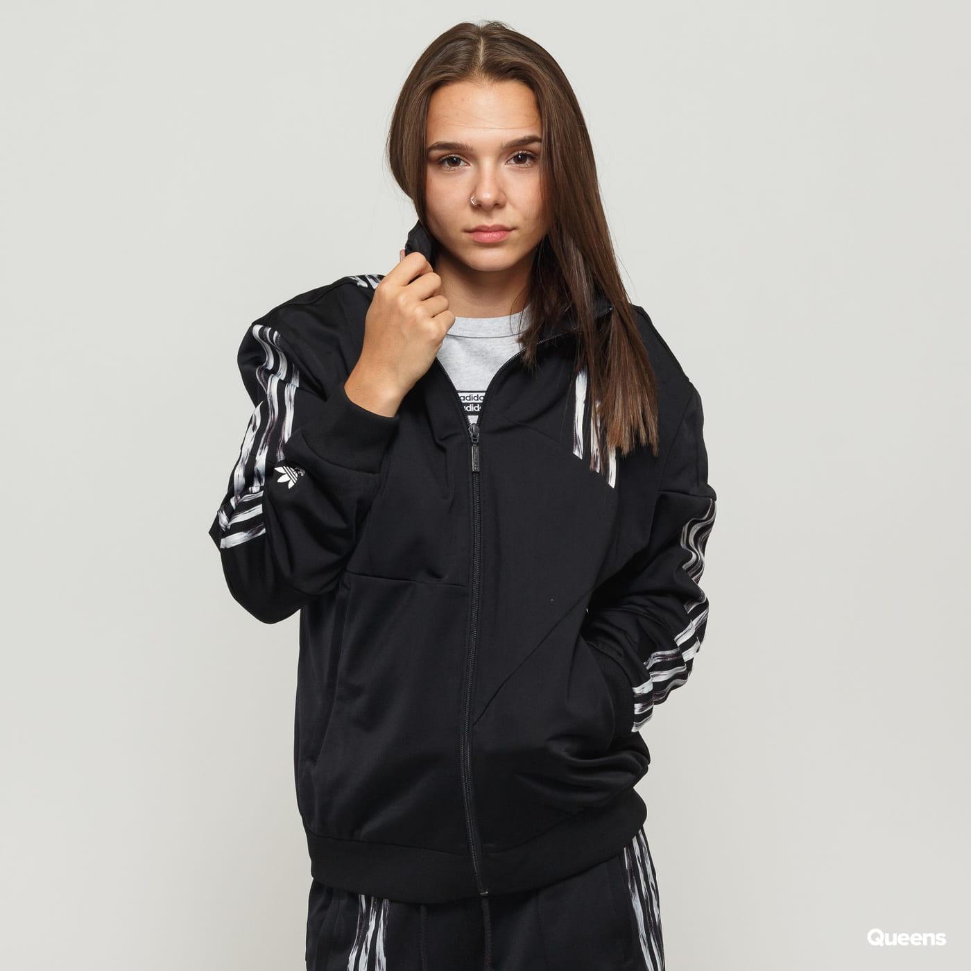 adidas Originals Danielle Cathari Firebird Track Top black