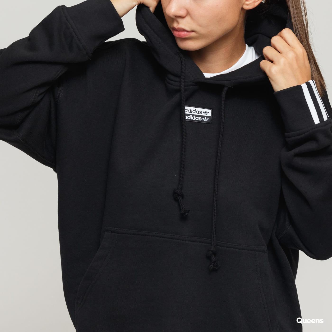 adidas Originals Hoodie schwarz