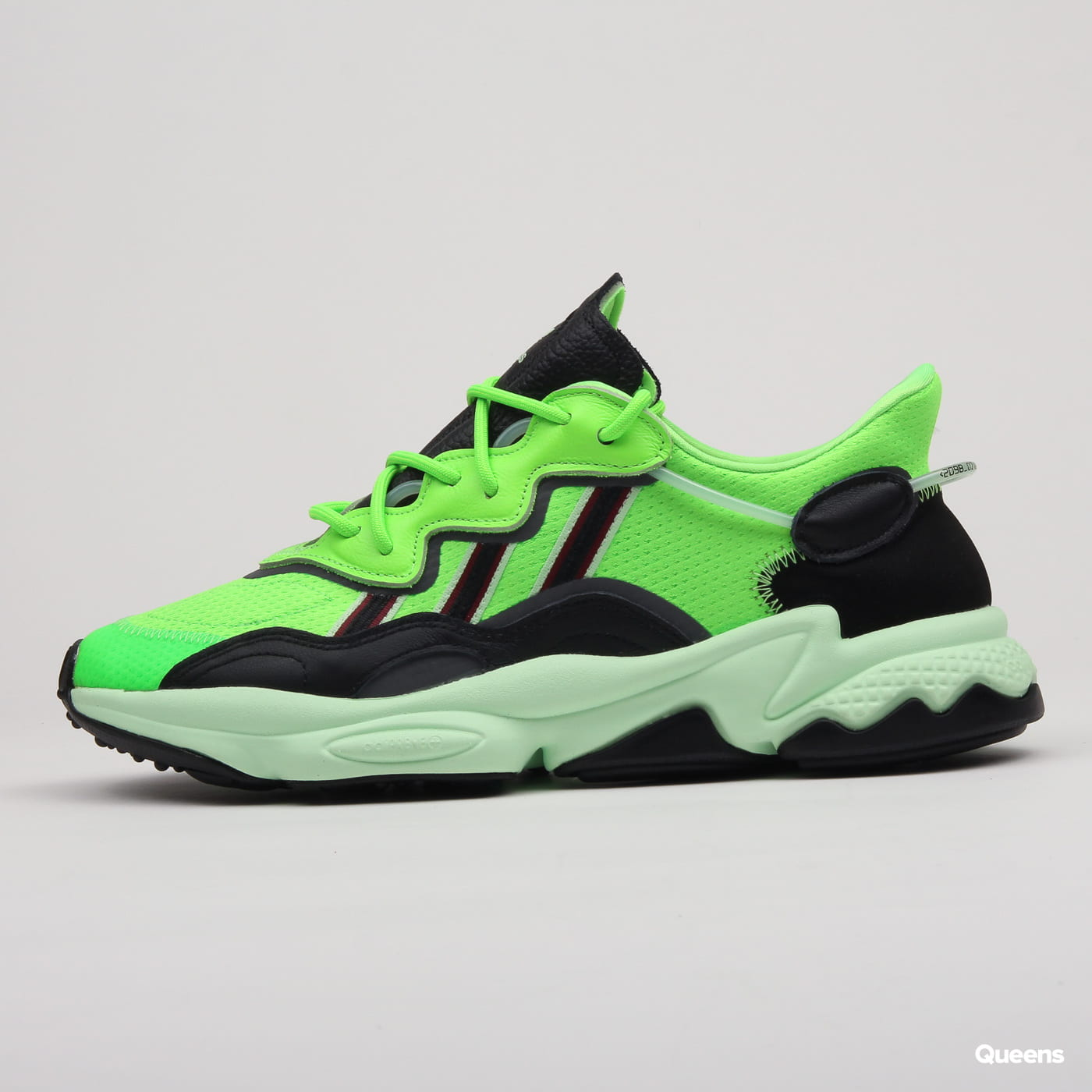 adidas Originals Ozweego sgreen / cblack / glogrn