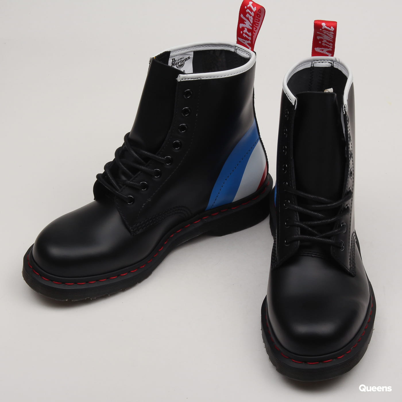 Dr. Martens Dr. Martens x The Who 1460 black target smooth