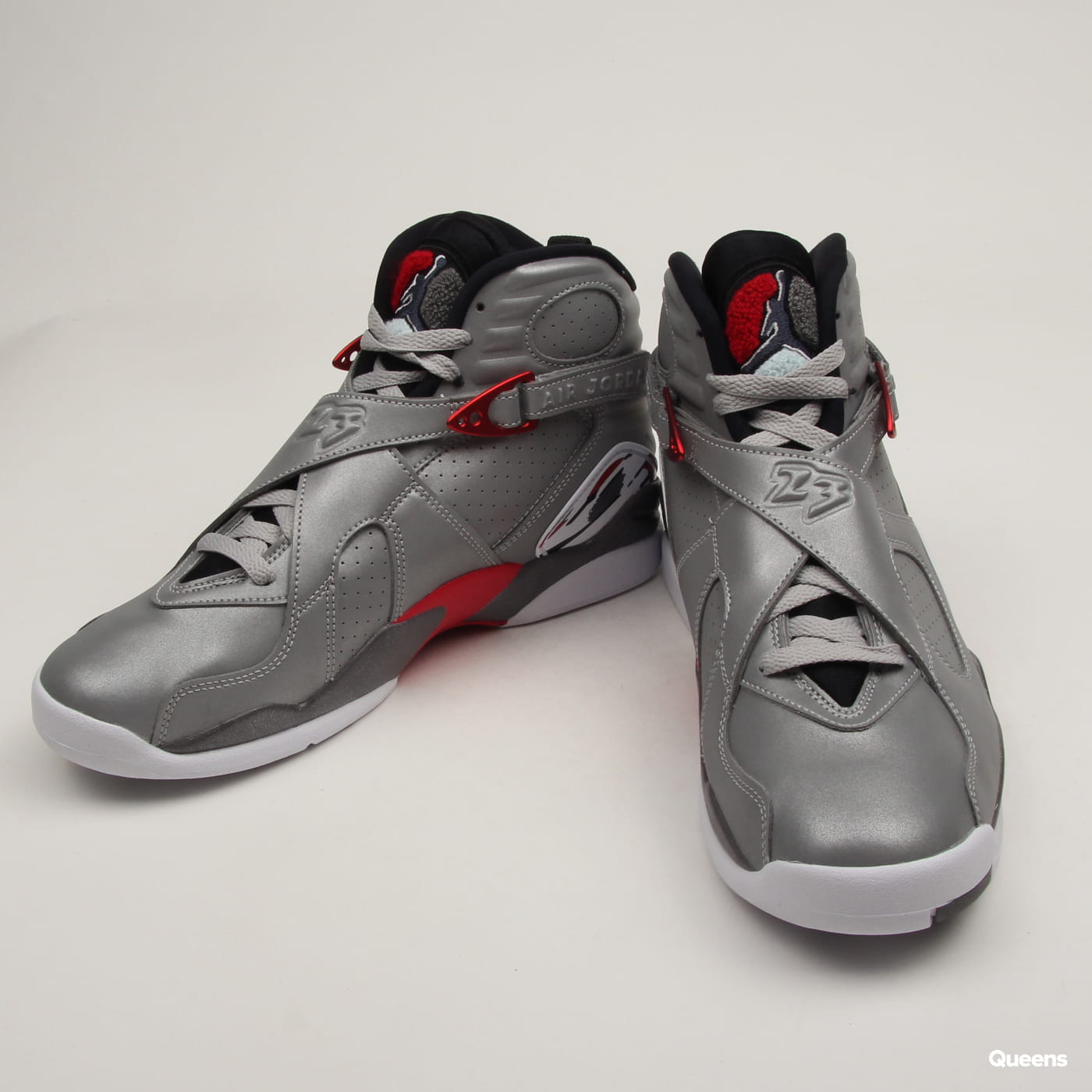 San Francisco a6a4c 7b0e8 Jordan Air Jordan 8 Retro SP reflect silver / hyper blue
