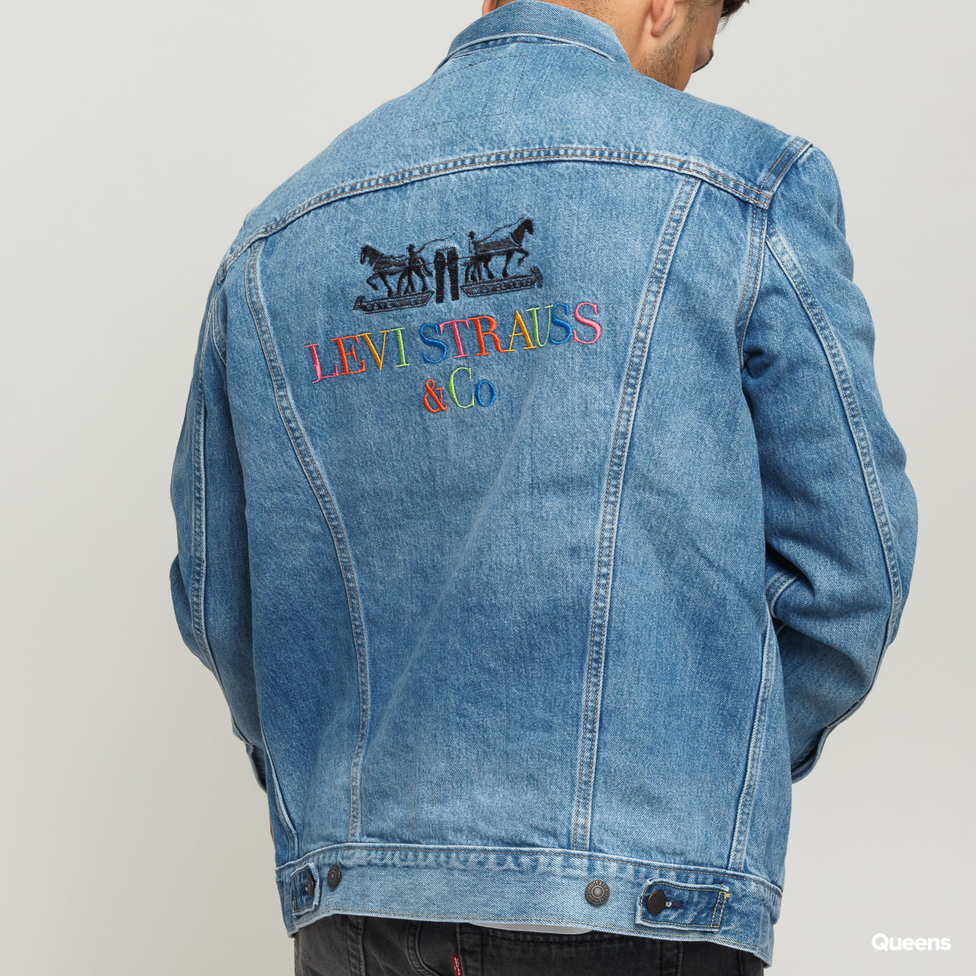Levi's ® The Trucker Jacket multicolor