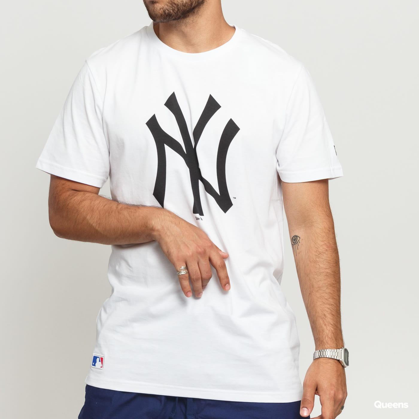 New Era MLB Team Logo Tee NY C/O biele