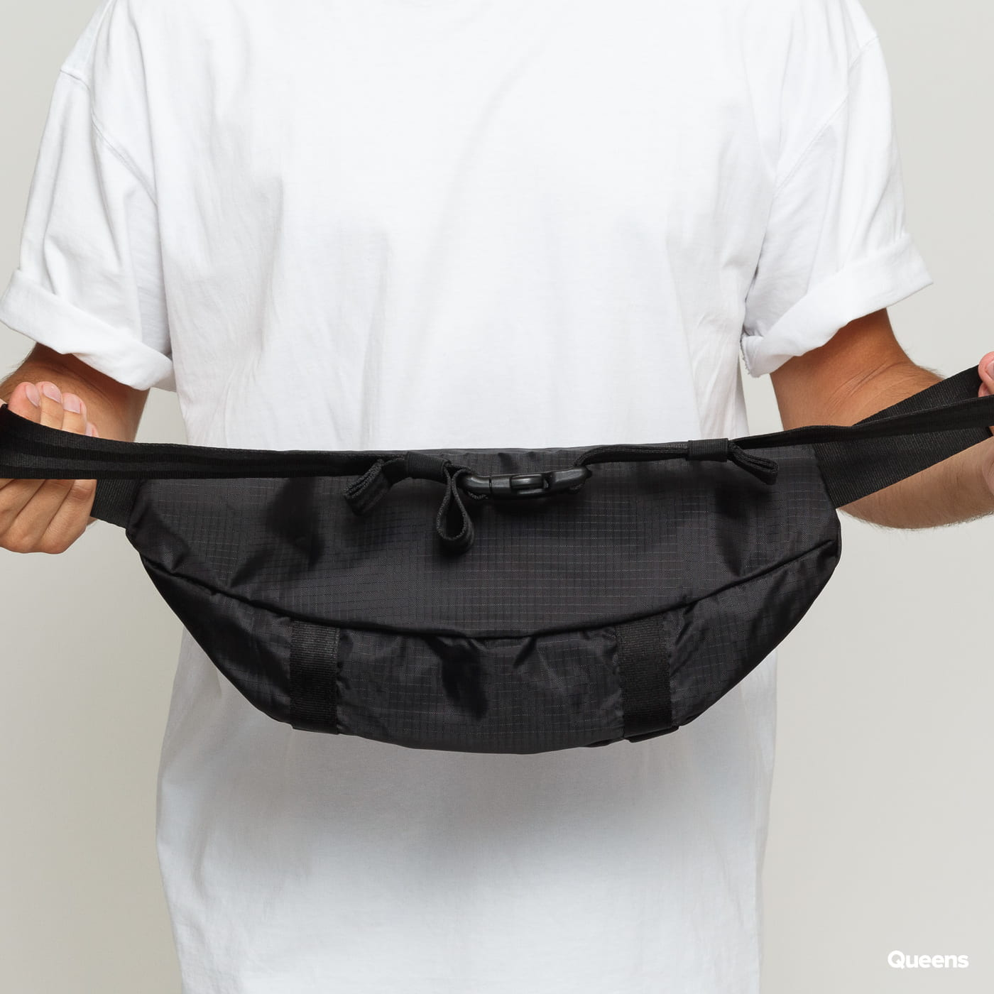 New Era Waist Bag Light schwarz