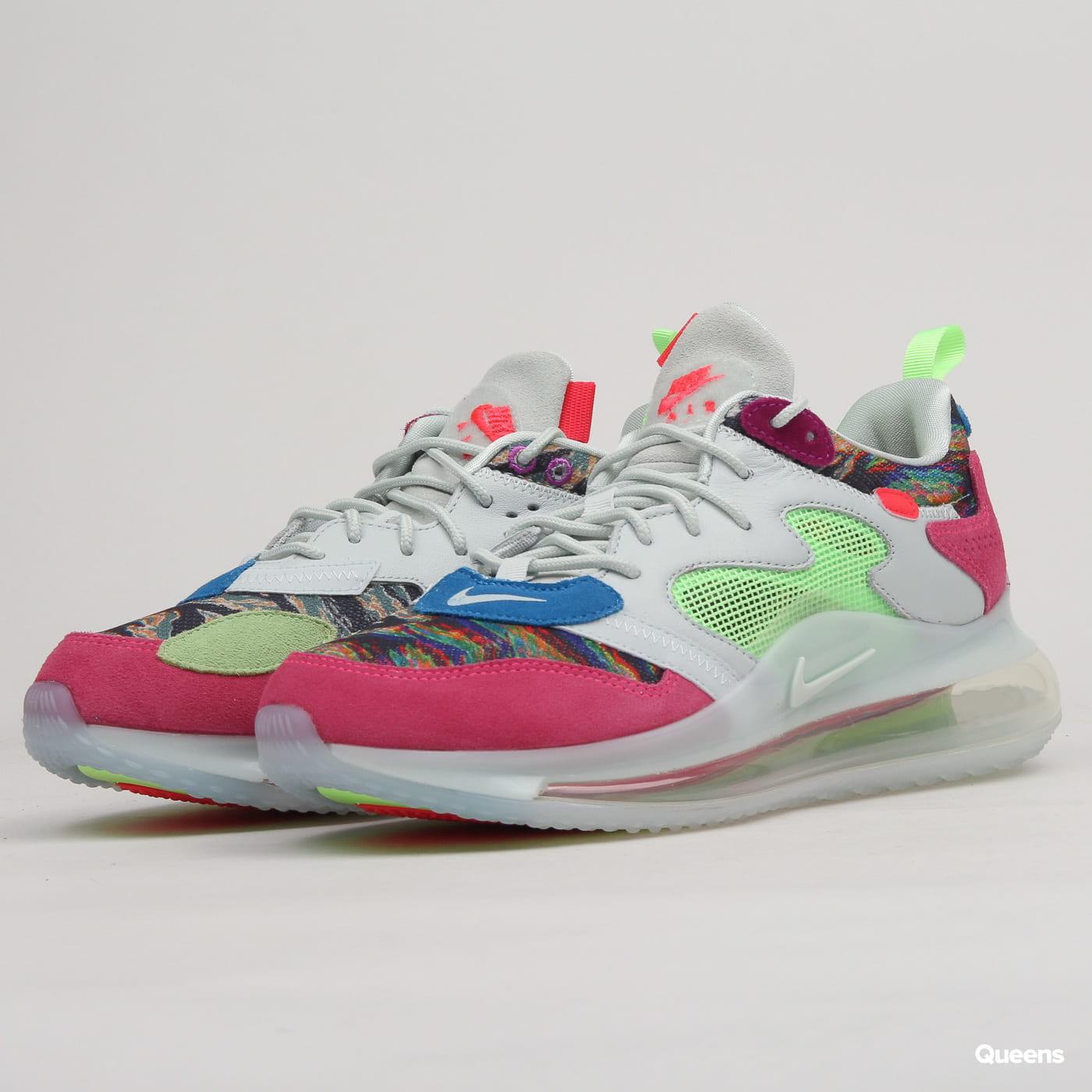 para justificar Nublado Mencionar  Sneakers Nike Air Max 720 / OBJ multi - color / hyper pink (CK2531-900) –  Queens 💚