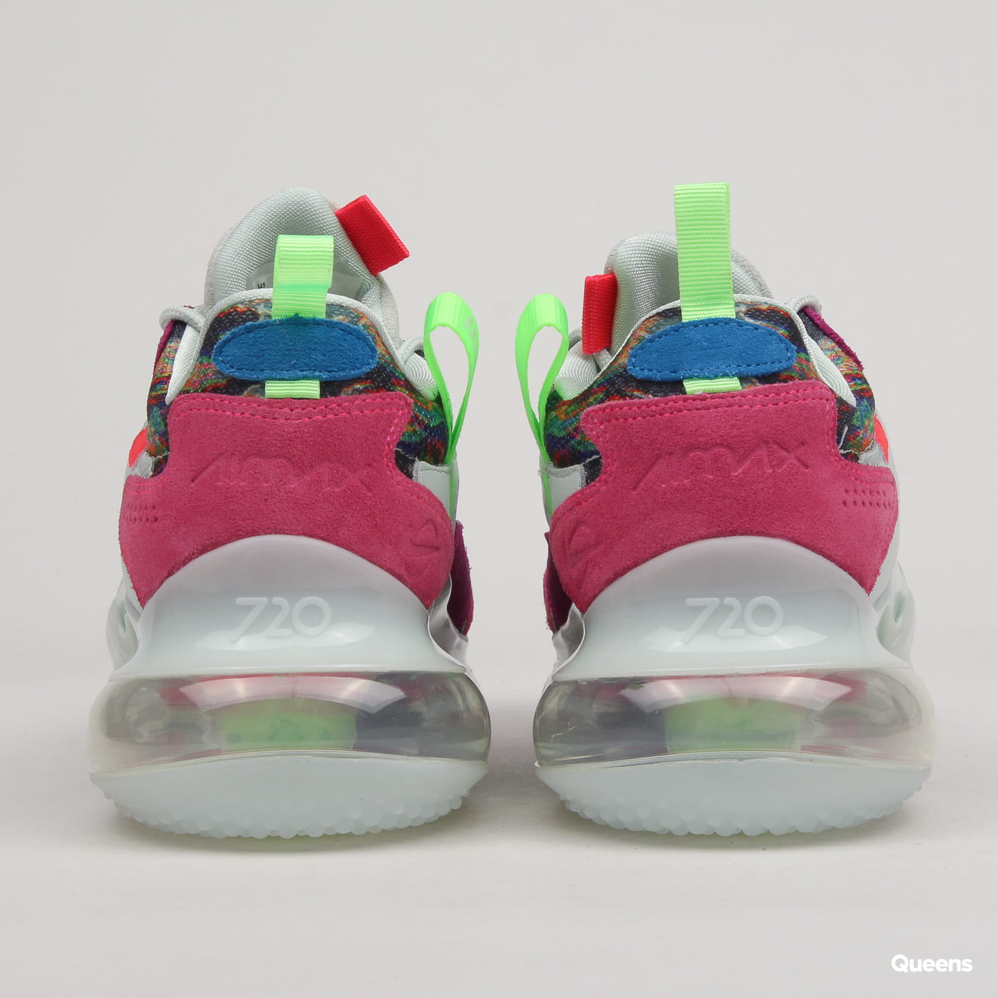Nike Air Max 720 OBJ multi color hyper pink