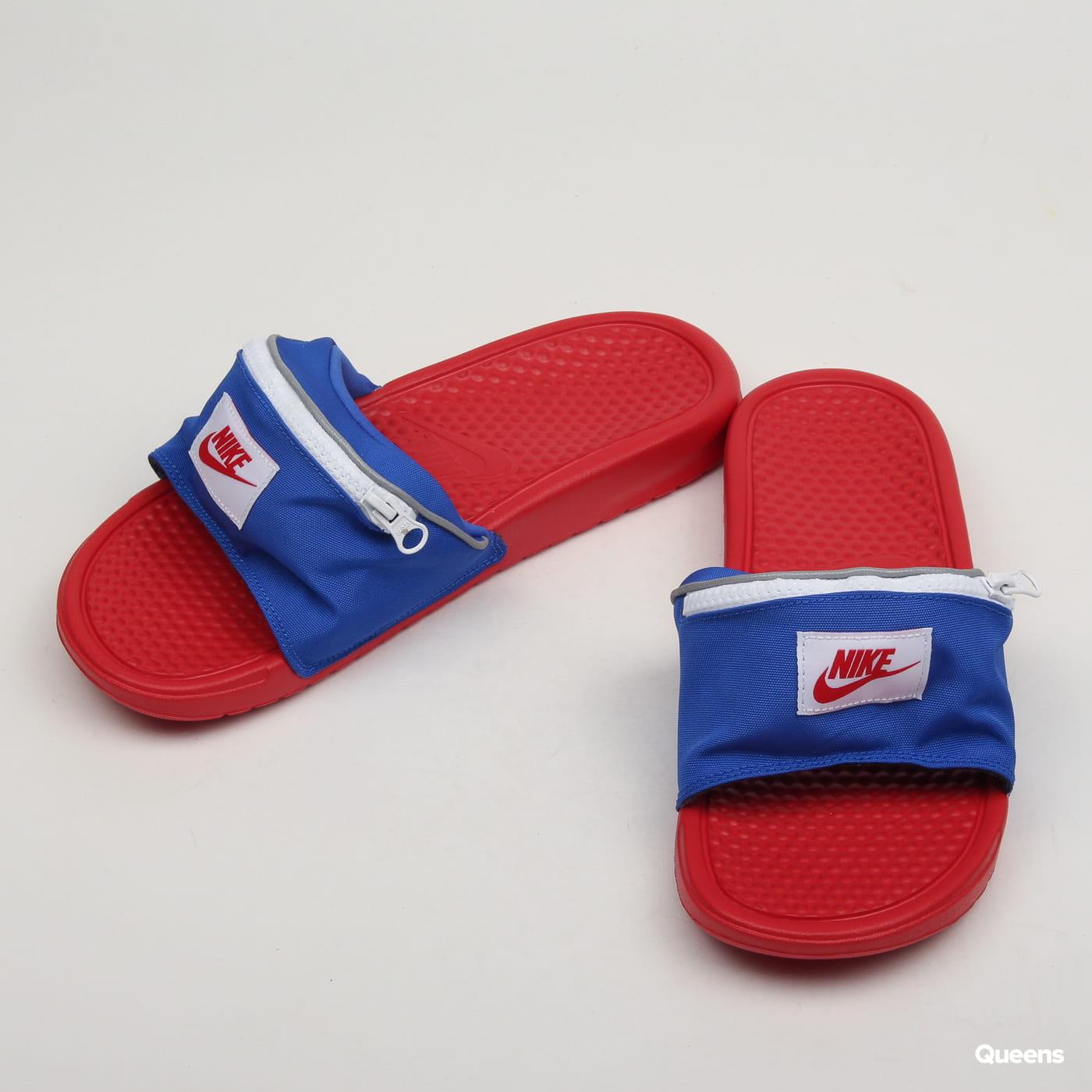 Nike Benasi JDI Fanny Pack bright crimson / bright crimson