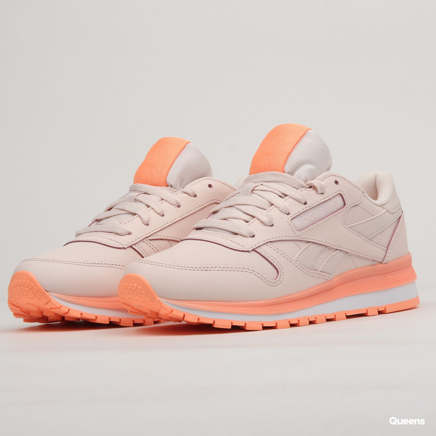 Reebok Classic Leather W pale pink