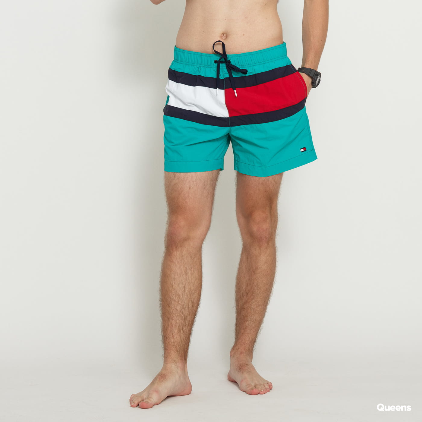 tommy hilfiger beach shorts