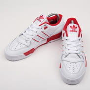 adidas Originals Rivalry Low ftwwht / ftwwht / scarle