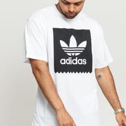 adidas Originals Solid BB Tee bílé