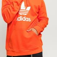 adidas Originals Trefoil Hoodie oranžová