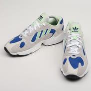 adidas Originals Yung - 1 ftwwht / glogrn / croyal
