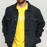 HUF Issue Denim Jacket black
