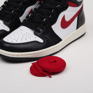 Jordan Air Jordan 1 Retro High OG black / gym red - white - sail
