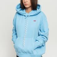 Levi's ® W Unbasic Hoodie světle modrá