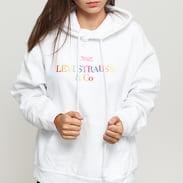 Levi's ® W Unbasic Hoodie bílá