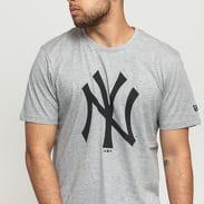 New Era MLB Team Logo Tee NY C/O melange gray