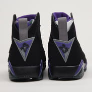 Nike Air Jordan 7 Retro black / field purple - fir