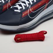 Nike Air max 720 Saturn midnight navy / white - gym red