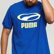 Puma Graphic Tee Puma XTG tmavě modré