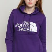 The North Face W Drew Hoody fialová