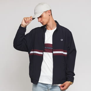 FRED PERRY Sports Tape Shell Jacket
