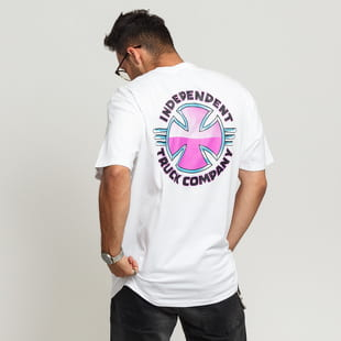 INDEPENDENT Purple Chrome Tee