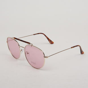 Jeepers Peepers Tort Brow Bar Sunglasses