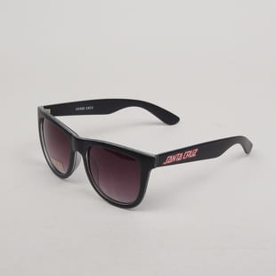 Santa Cruz Check Strip Sunglasses