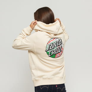 Santa Cruz W Patch Work Dot Hoody
