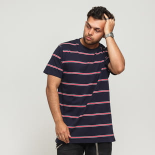 Urban Classics Yarn Dyed Skate Stripe Tee