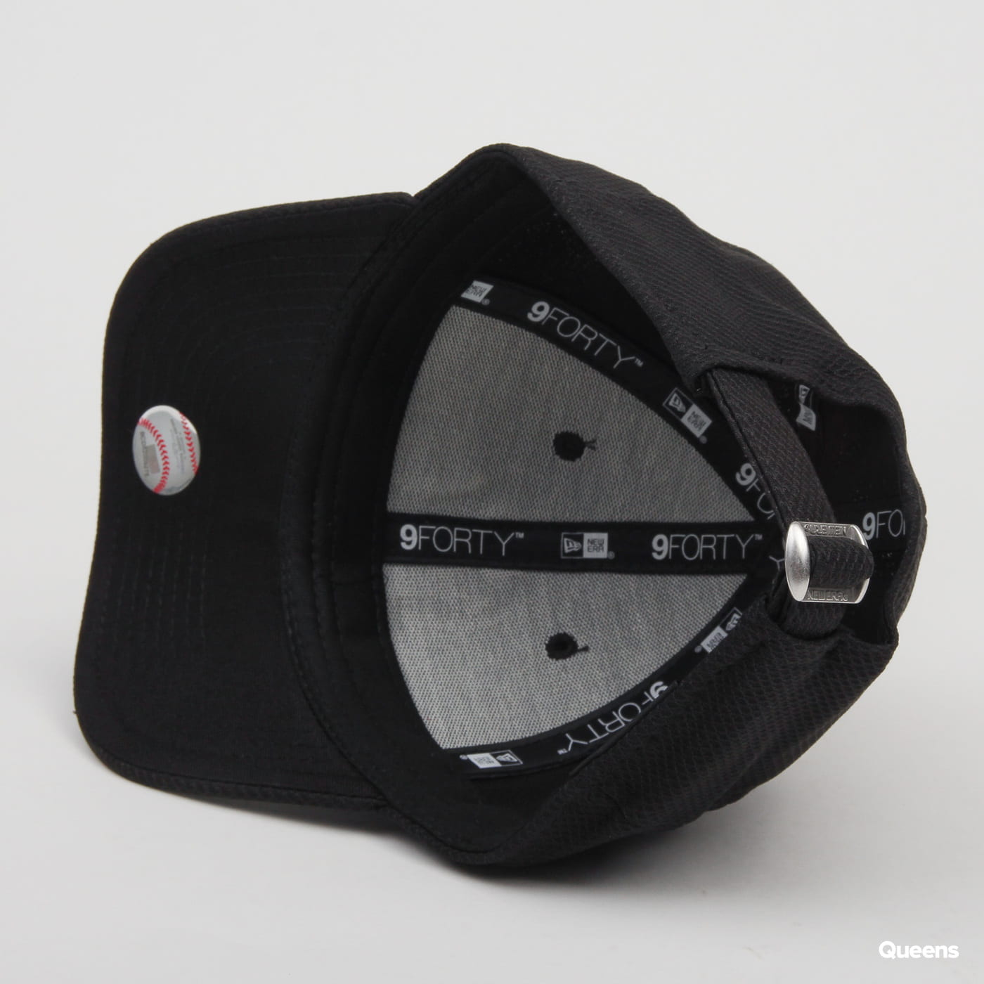 New Era 940 MLB Diamond Era NY black