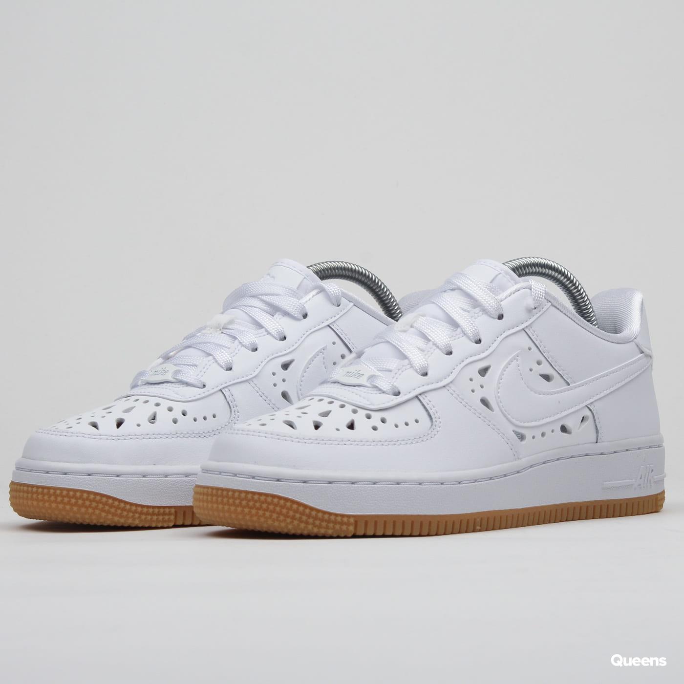 Nike Air Max 1 (White White White Gum Med Brown