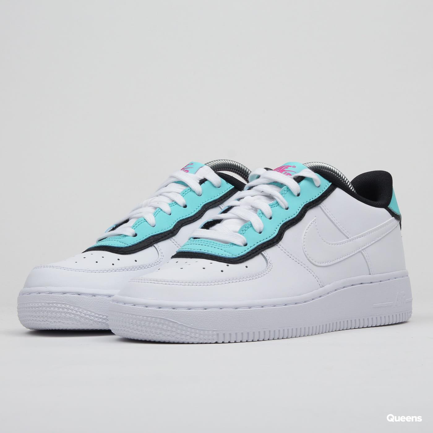 Nike Air Force 1 LV8 1 DBL GS white