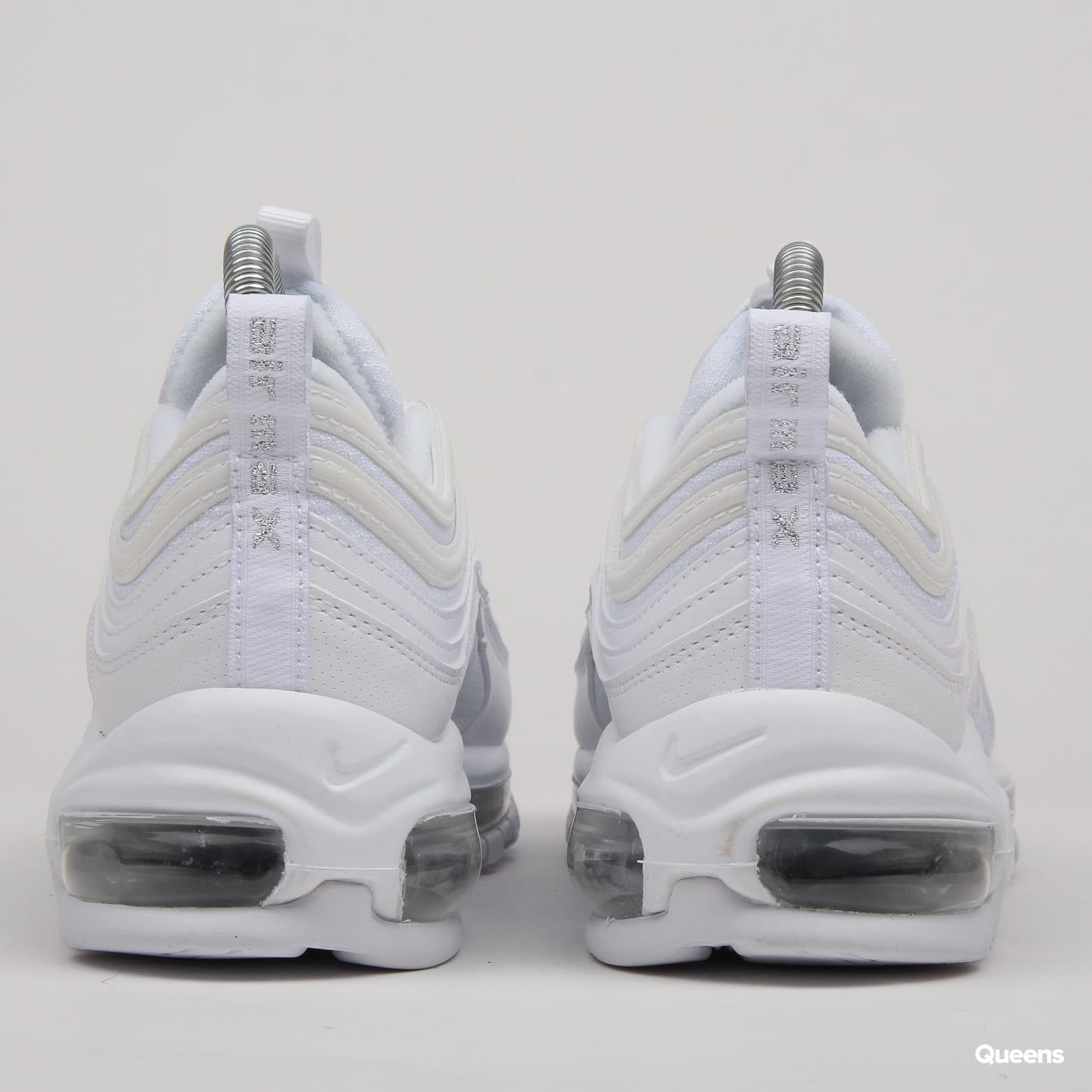 Nike Air Max 97 (GS) Sneaker weiß grau 921522 100