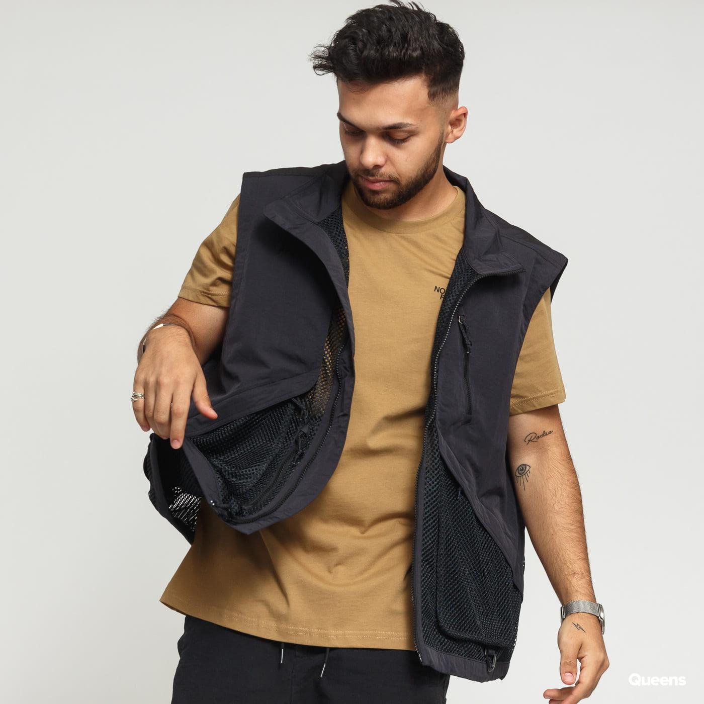 classic fit wide range huge selection of Nike M NRG ACG Vest schwarz
