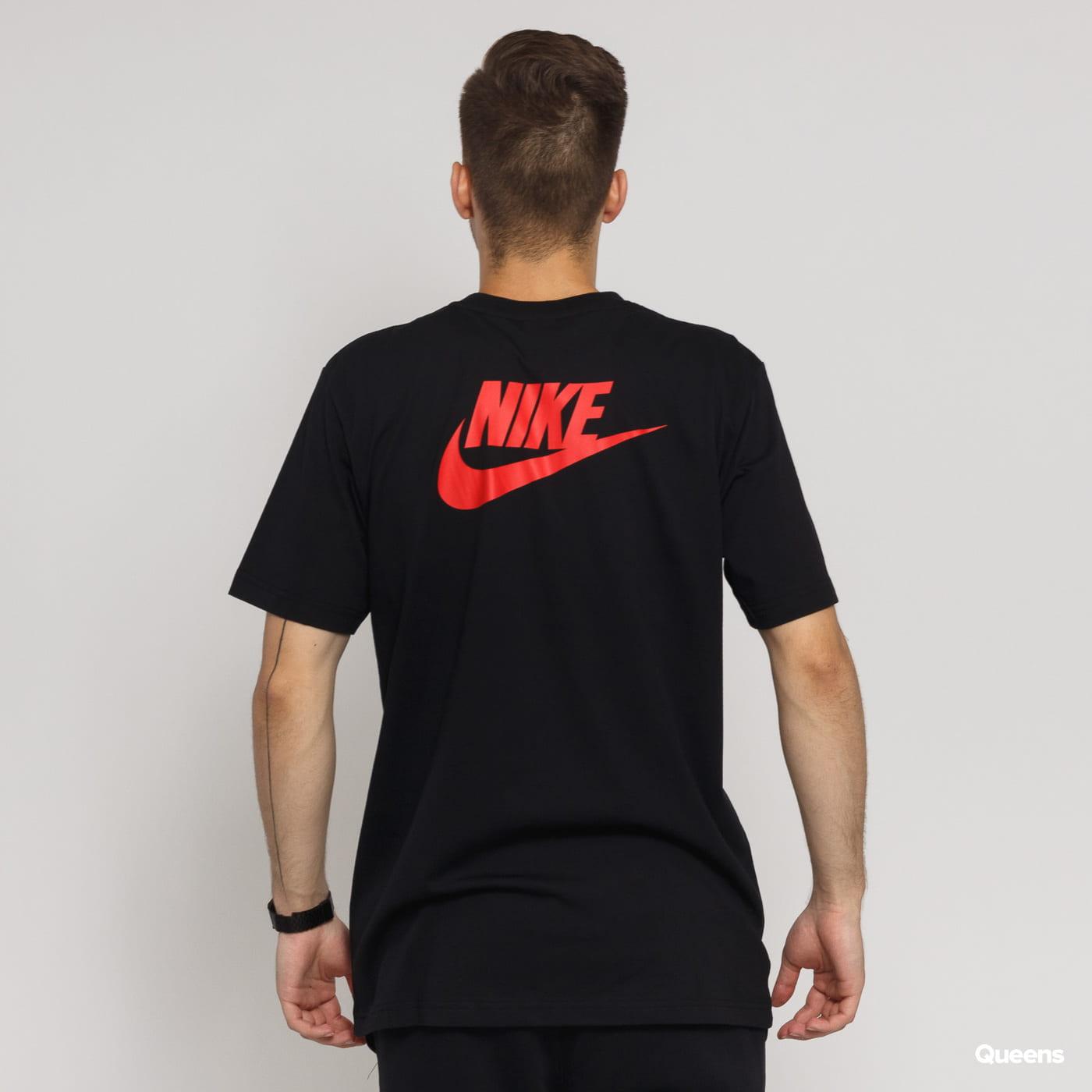 Nike M NRG Stranger Things SS black