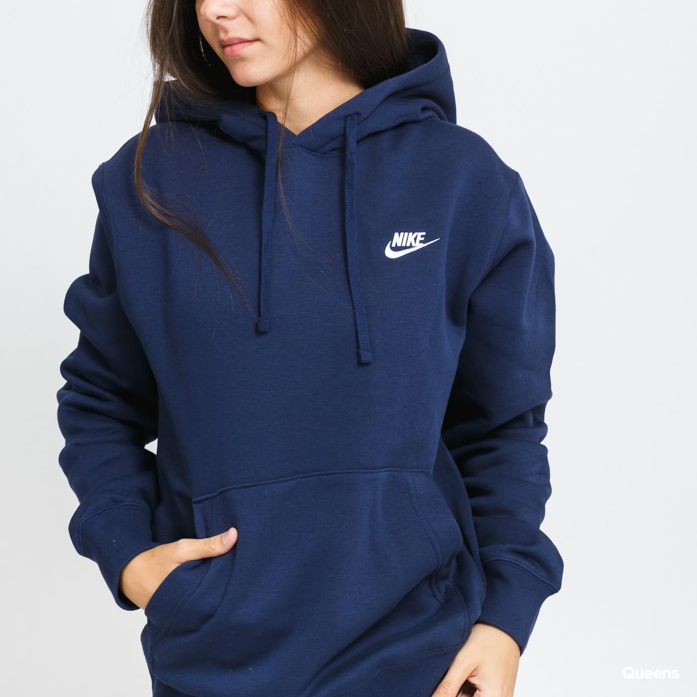Nike M NSW Club Hoodie Marine