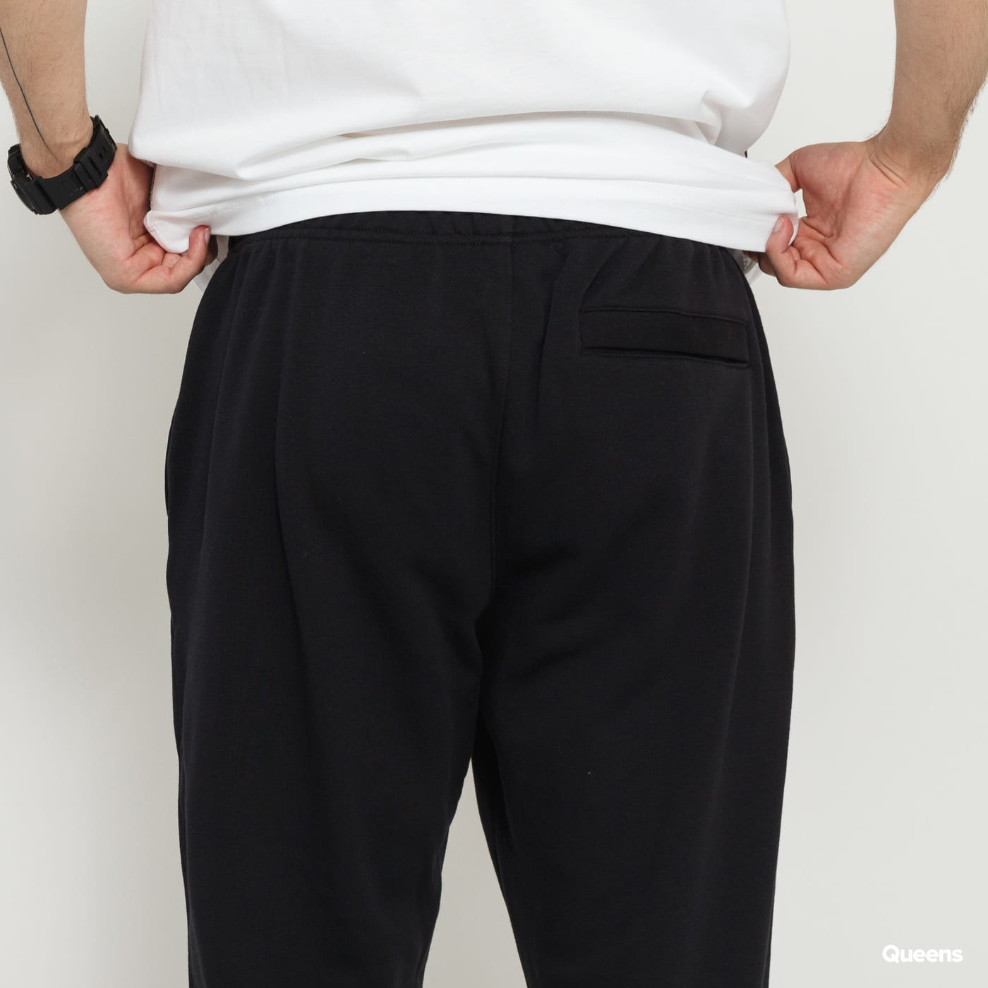 Nike M NSW Club Jogger FT čierne