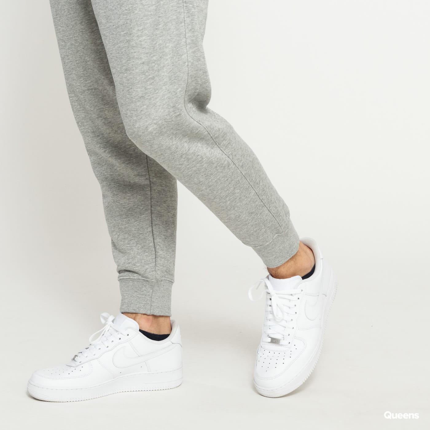 Nike M NSW Club Jogger FT melange šedé