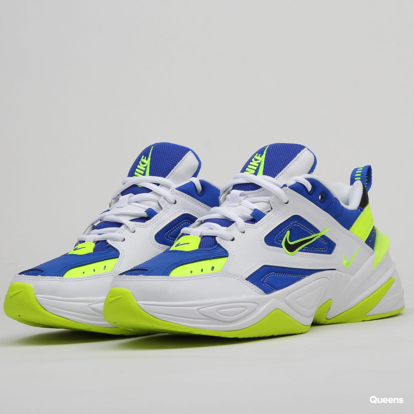 sprzedaż usa online nowe niższe ceny przyjazd Nike M2K Tekno white / black - volt - racer blue