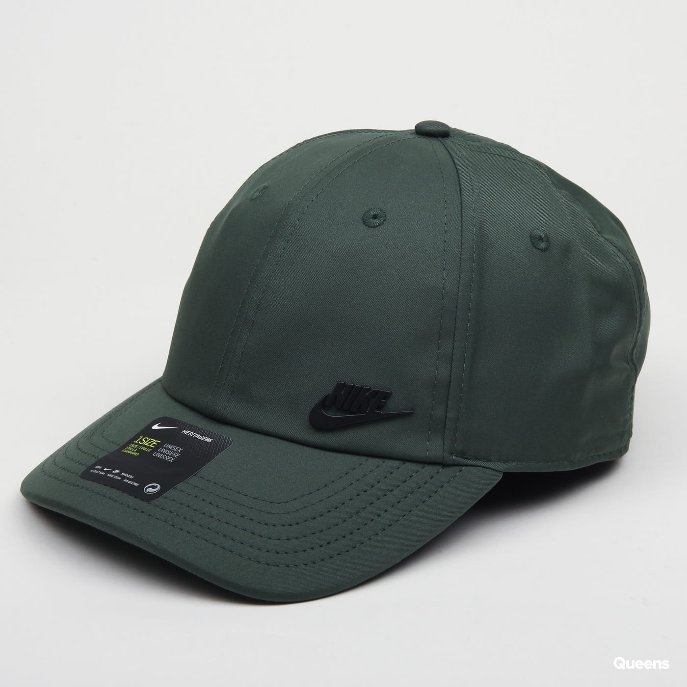 1acd5b19b Šiltovka Nike U NSW Arobill H86 Cap tmavozelená (942212-370) – Queens 💚