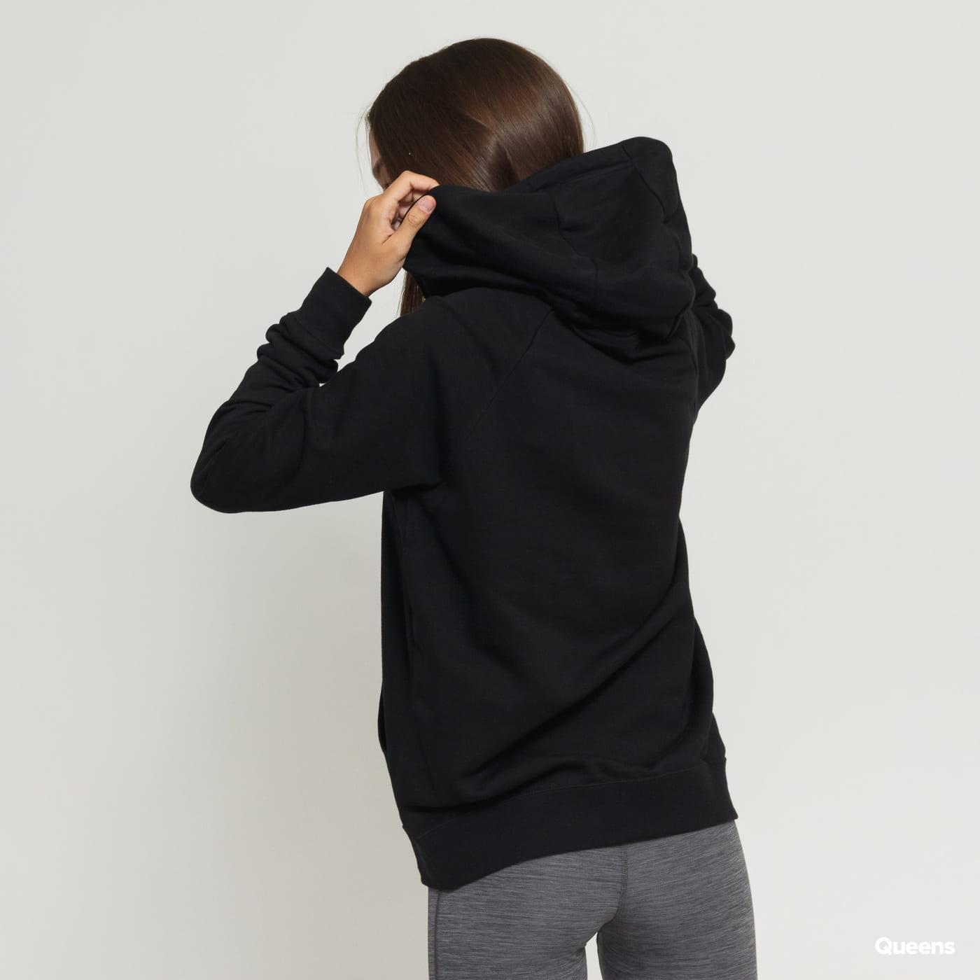 Nike W NSW Essential Hoodie PO Fleece černá