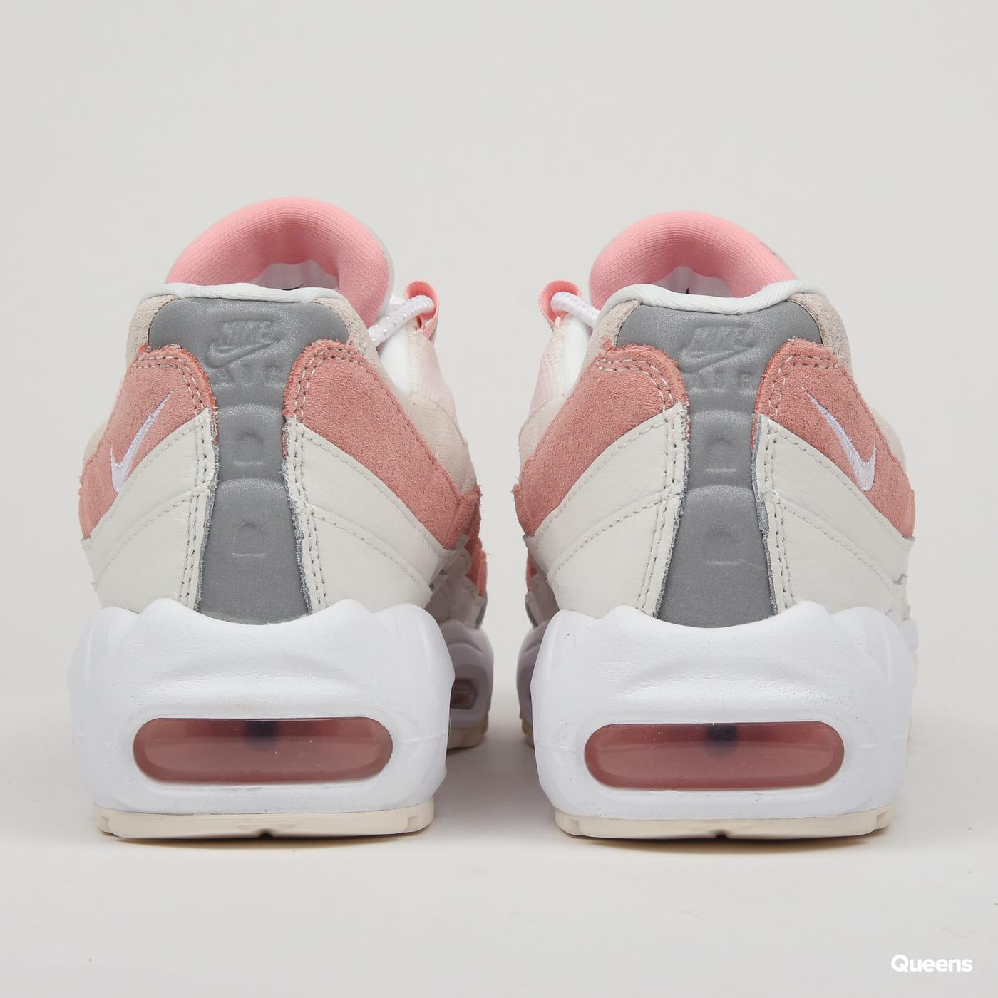Nike WMNS Air Max 95 sail / white - bleached coral