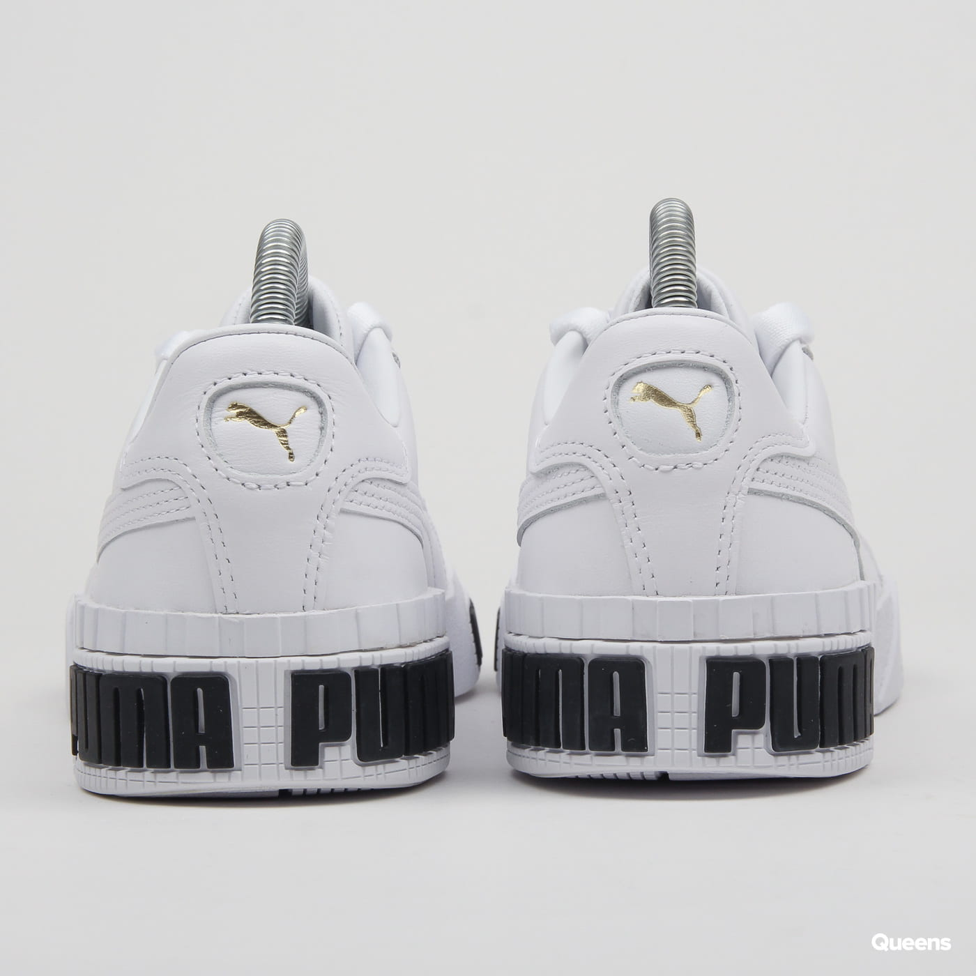 Puma Cali Bold Wn's puma whitemetallic gold Fashion Sneaker